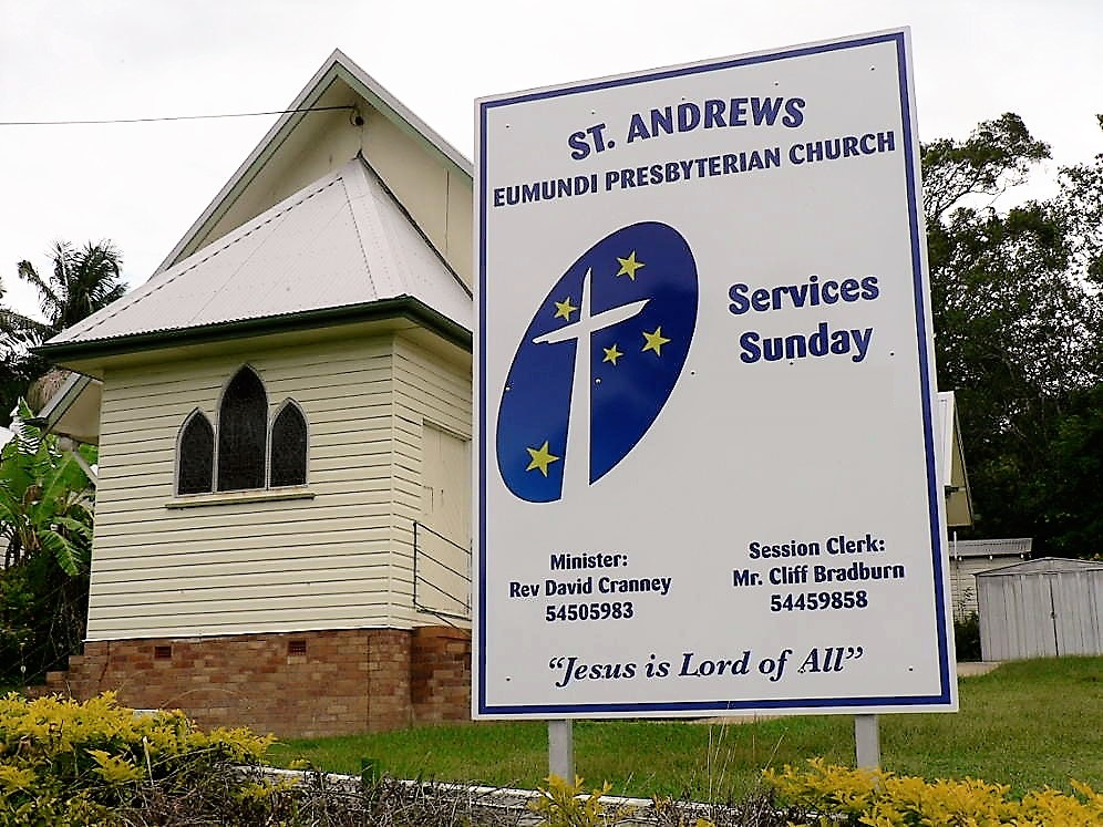 St Andrews Presbyterian Church Eumundi